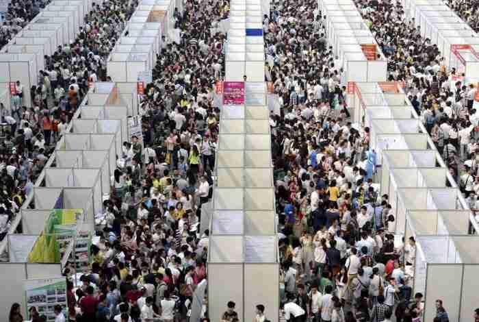 20 φωτογραφίες που αποδεικνύουν ότι η Κίνα δεν είναι κατάλληλη για αγοραφοβικούς