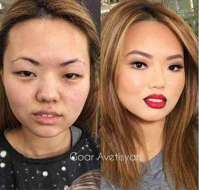 28 φωτογραφίες που εξηγούν γιατί δεν πρέπει ποτέ να εμπιστεύεστε μια γυναίκα με μακιγιάζ