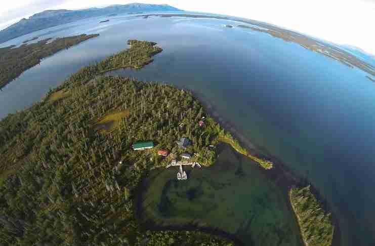 Μαγευτικό βίντεο από ψηλά παρουσιάζει την επιστροφή εκατομμυρίων σολομών στη Αλάσκα