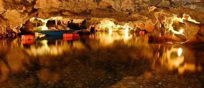 Ένα από τα ωραιότερα σπήλαια του κόσμου βρίσκεται στην Ελλάδα