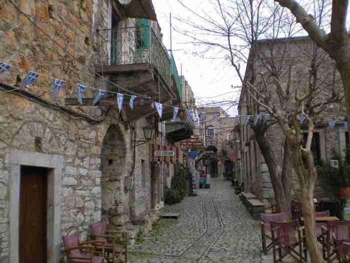 Μαστιχοχώρια: Το πιο μυθικό κομμάτι της Χίου!