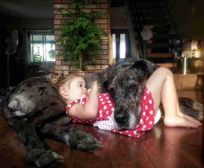 30 φωτογραφίες που αποδεικνύουν ότι η ζωή ενός παιδιού είναι πιο όμορφη αν έχει κατοικίδιο