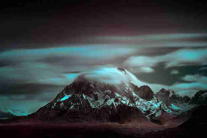 Φωτογράφος ταξιδεύει στην άκρη του κόσμου για να συλλάβει την εκπληκτική ομορφιά της Παταγονίας