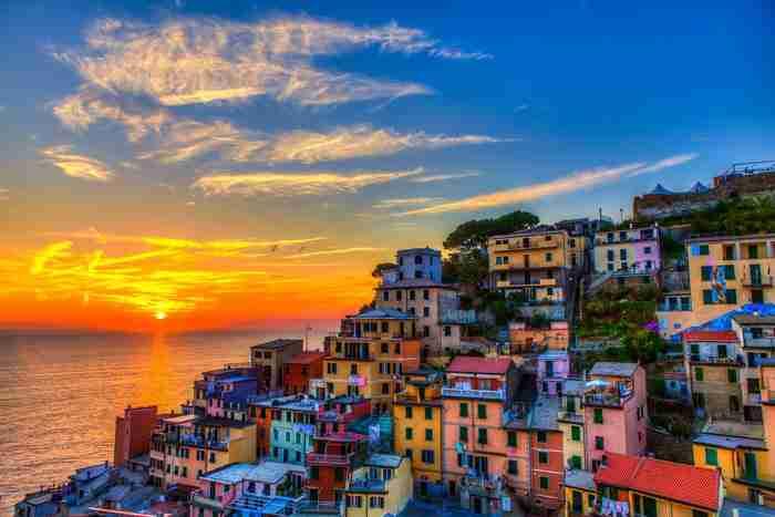 Cinque Terre: Ένας επίγειος ιταλικός παράδεισος!