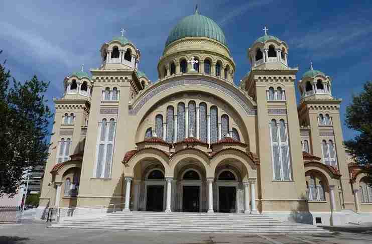 Η μεγαλύτερη εκκλησία της Ελλάδας και μία από τις μεγαλύτερες των Βαλκανίων βρίσκεται στη Πάτρα
