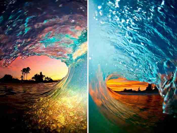 Η απαράμιλλη ομορφιά των κυμάτων σε εκπληκτικές φωτογραφίες