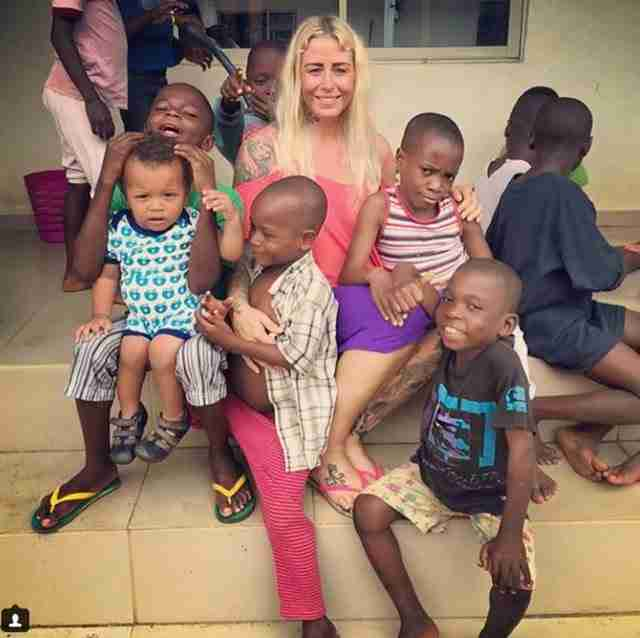 Αφιέρωσε τη ζωή της στη διάσωση των παιδιών της Νιγηρίας που κατηγορούνται για μαγεία