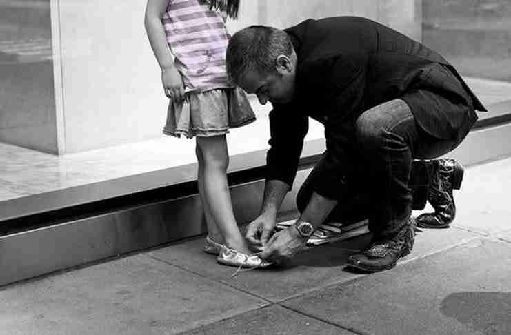 Συμπαθούσε πολύ τον πατριό της. Αλλά δεν περίμενε ποτέ αυτό που της είπε όταν πέθανε η μητέρα της