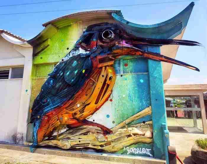 Τα 20 πιο εντυπωσιακά έργα τέχνης του δρόμου που είδατε ποτέ!
