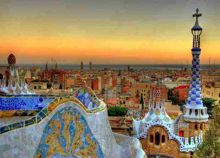 15 καταπληκτικοί λόγοι για να επισκεφτείτε την Βαρκελώνη..