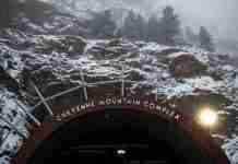 Έχτισαν αυτή την μυστική βάση μέσα σε βουνό. Σήμερα για πρώτη φορά ανοίγουν τις πόρτες στο κοινό