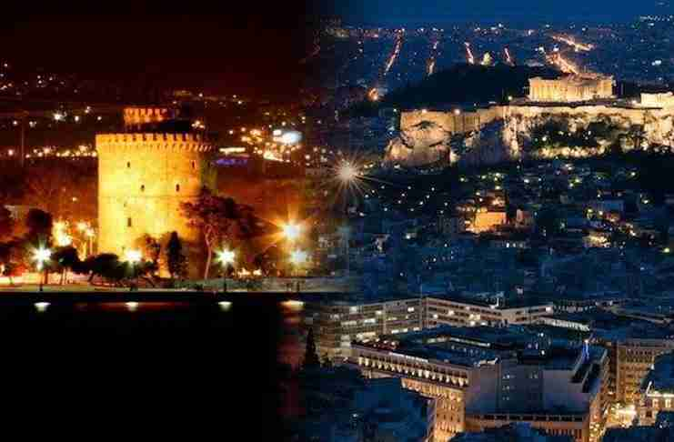 14 διαφορές ανάμεσα στους Αθηναίους και στους Θεσσαλονικείς με πολύ χιούμορ!