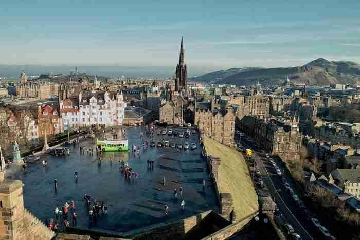 Εδιμβούργο: Ο σημαντικότερος λόγος για να ταξιδέψει κανείς στη Σκωτία