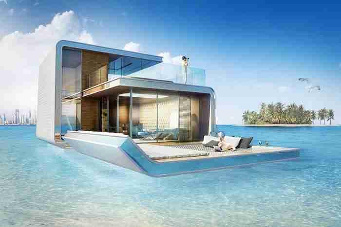 Στο Ντουμπάι ετοιμάζεται πλωτή πόλη. Θα υπάρχουν και υποβρύχια δωμάτια!