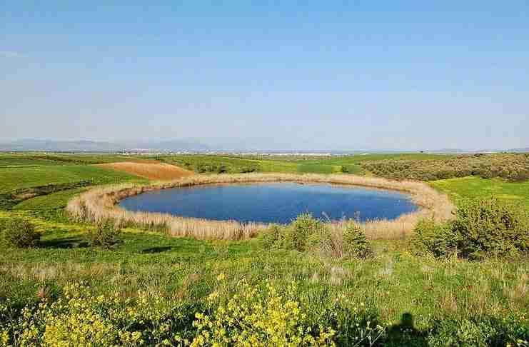 Λίμνες Ζερέλια: Οι ολοστρόγγυλες λίμνες - φαινόμενο της Μαγνησίας που δημιούργησαν μετεωρίτες!