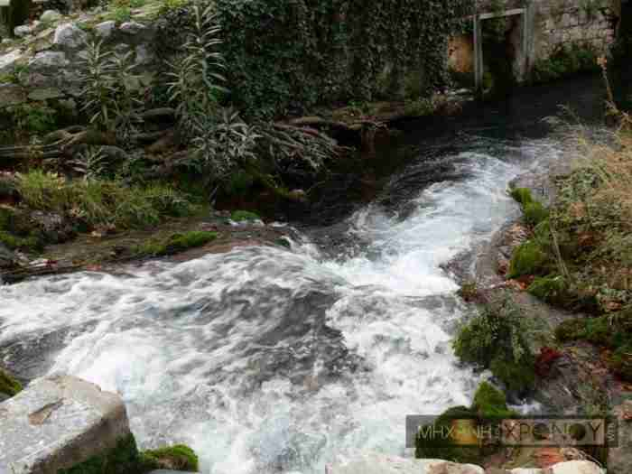 Το πιο παράδοξο μαντείο της αρχαιότητας βρισκόταν στην Έρκυνα, το θηλυκό ποτάμι της Λιβαδειάς.