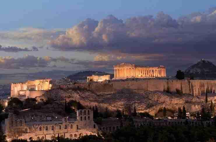 Η Αθήνα όπως δεν την έχετε ξαναδεί..