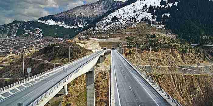 Road trips: Οι ωραιότερες διαδρομές με αυτοκίνητο στην Ελλάδα!