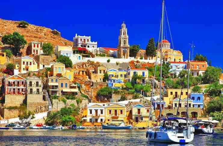 Σύμη: Το μικρό νησί με την ανεπανάληπτη ομορφιά!