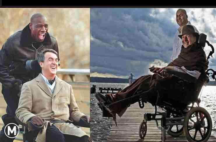 «The Intouchables»: Η αληθινή ιστορία πίσω από την ταινία που συγκίνησε τον πλανήτη