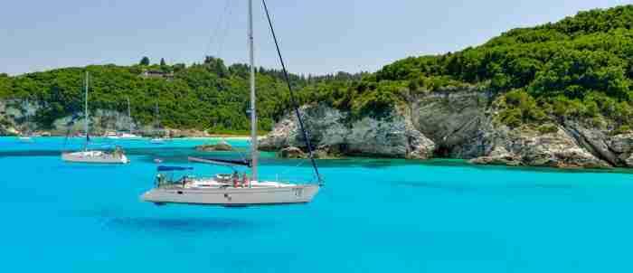 """Η.. """"Καραϊβική"""" της Ελλάδας! Το χωριό που θυμίζει εξωτικό παράδεισο!"""