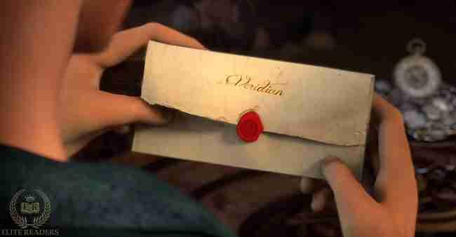 Του είχε πει ότι το κουτί κρύβει το πιο πολύτιμο πράγμα στον κόσμο. Όταν το άνοιξε, κατάλαβε..