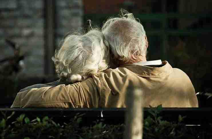 Ένα ζευγάρι ηλικιωμένων που θα σας εμπνεύσει πραγματικά στους δύσκολους καιρούς που ζούμε