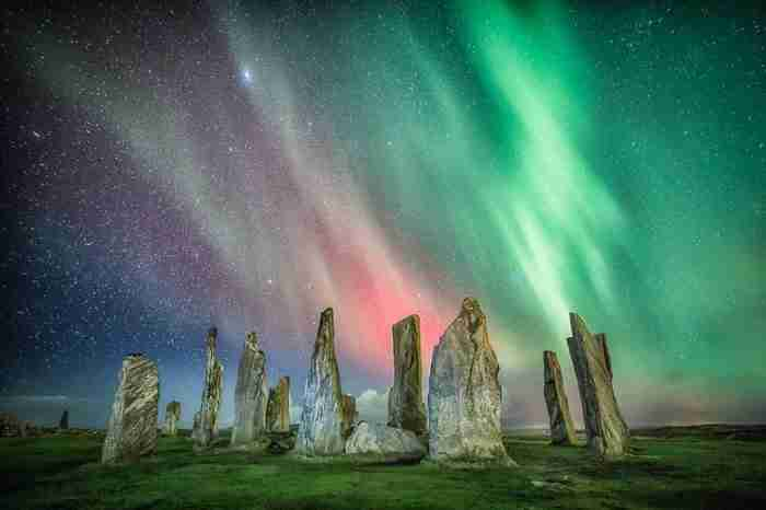 Οι πιο θεαματικές φωτογραφίες του νυχτερινού ουρανού