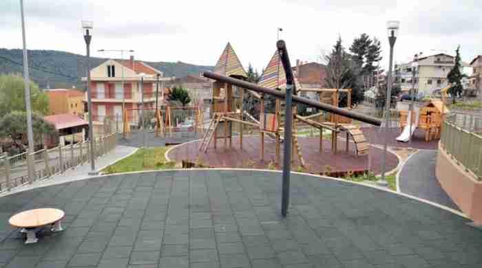 Παιδική χαρά πραγματικό κόσμημα στη Θεσσαλονίκη διεκδικεί διεθνές αρχιτεκτονικό βραβείο!