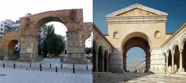 Έτσι ήταν το κέντρο της Θεσσαλονίκης κατά την αρχαιότητα.. Δείτε φωτογραφίες και βίντεο.