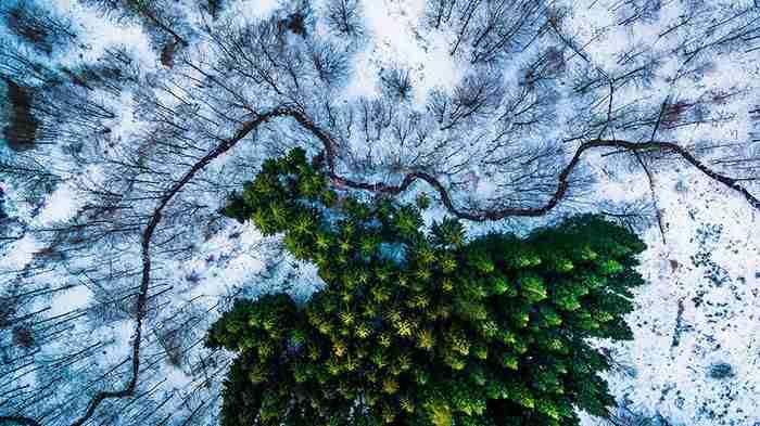 Αυτές είναι οι 10 καλύτερες φωτογραφίες από drones για το 2016. Και είναι καταπληκτικές!