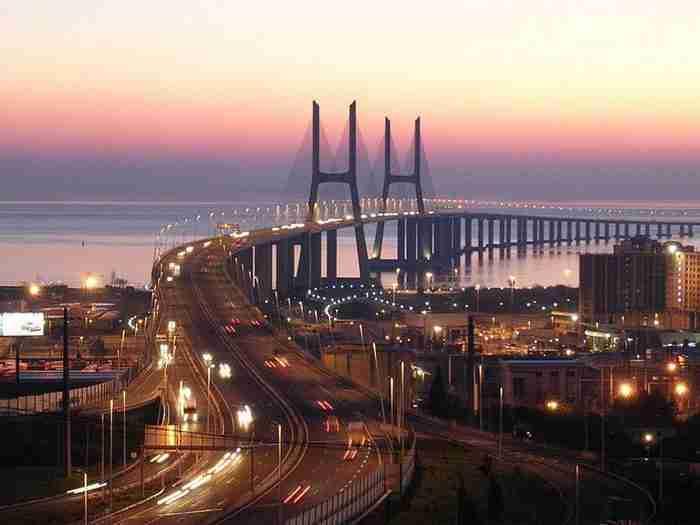 Οι 15 ομορφότερες γέφυρες της Ευρώπης. Σύγχρονα θαύματα της μηχανικής!