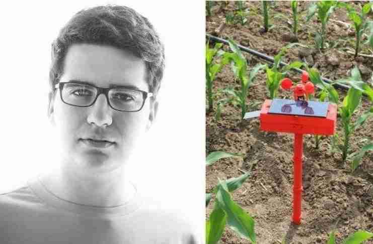 Ο 17χρονος Τρικαλινός που τον κυνηγούν τα μεγαλύτερα πανεπιστήμια του κόσμου!