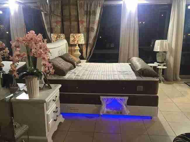 Εταιρεία κατασκευάζει κρεβάτια με ειδικό χώρο για το κατοικίδιο σας