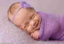 Πανέμορφες εικόνες με χαμογελαστά μωρά την ώρα που κοιμούνται! b17fec9cbd5