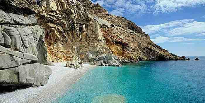 Οι 11 πιο τιρκουάζ παραλίες της Ελλάδας!