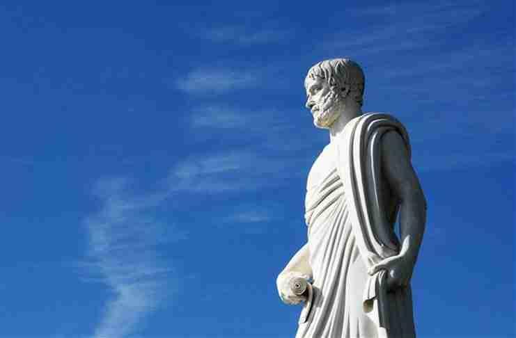 Αριστοτέλης: «Κανείς δεν θα επέλεγε να ζει δίχως φίλους κι ας είχε όλα τα υπόλοιπα αγαθά»