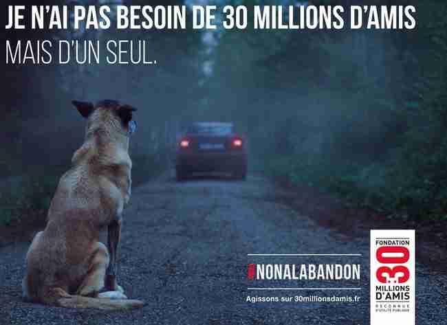 Αυτός δεν θα σε εγκατέλειπε ποτέ: Η διαφήμιση για την εγκατάλειψη ζώων που πρέπει να δείτε