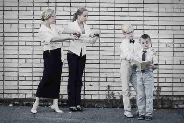 Όλα τα μεγάλα λάθη των μαμάδων σε 10 φωτογραφίες