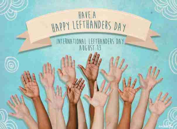 """Χθες ήταν η """"Παγκόσμια Ημέρα Αριστερόχειρων""""! Δείτε μερικά απίστευτα στοιχεία για τους αριστερόχειρες…"""
