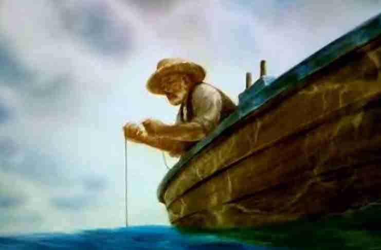 Ο γέρος και η θάλασσα του Έρνεστ Χέμινγουεϊ, σε ένα εκπληκτικό animation