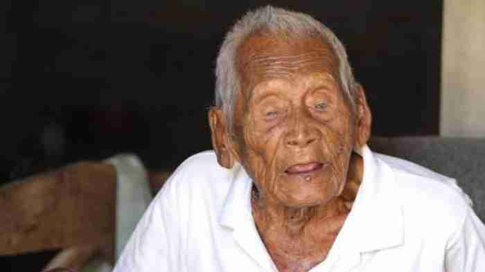Ο γηραιότερος άνθρωπος του κόσμου, με ηλικία 145 ετών, λέει πως θέλει απλώς να πεθάνει
