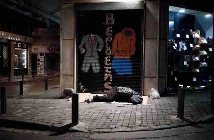 Νικήτας Κανάκης, Πρόεδρος Γιατρών του Κόσμου: Έγινα άστεγος για 10 λεπτά και κατάλαβα τι σημαίνει αόρατος άνθρωπος