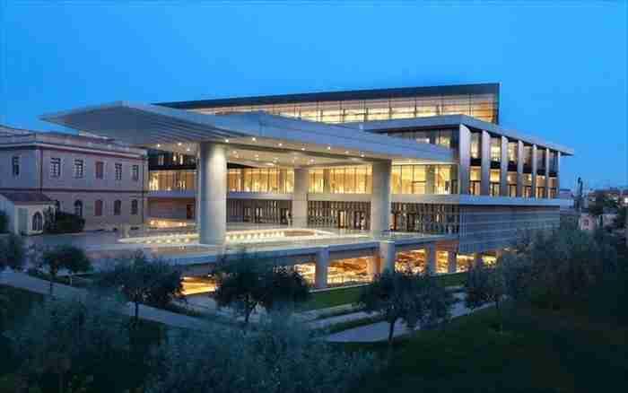 Μουσείο Ακρόπολης: Ένατο καλύτερο στον κόσμο και πέμπτο στην Ευρώπη!