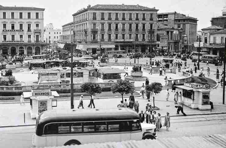 """""""Μία Σταγόνα Ιστορία: Πλατεία Ομονοίας"""""""
