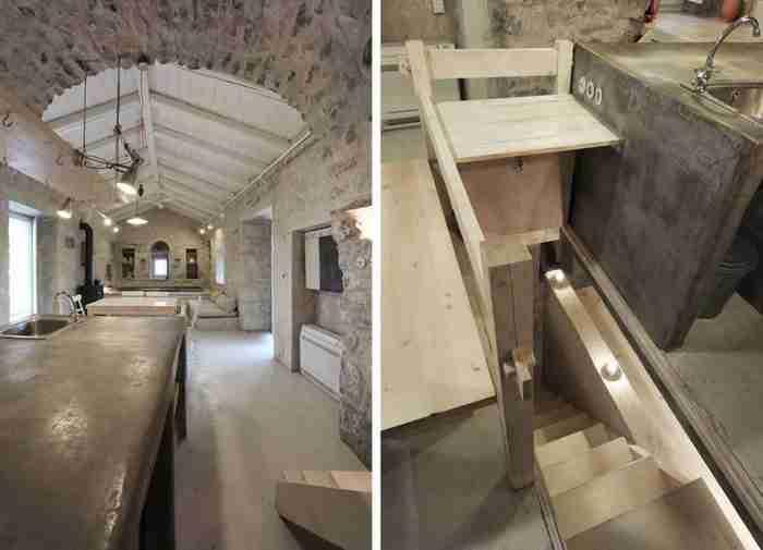 Η εντυπωσιακή μεταμόρφωση ενός ερειπωμένου πυργόσπιτου στη Μάνη σε ένα υπέροχο σπίτι!