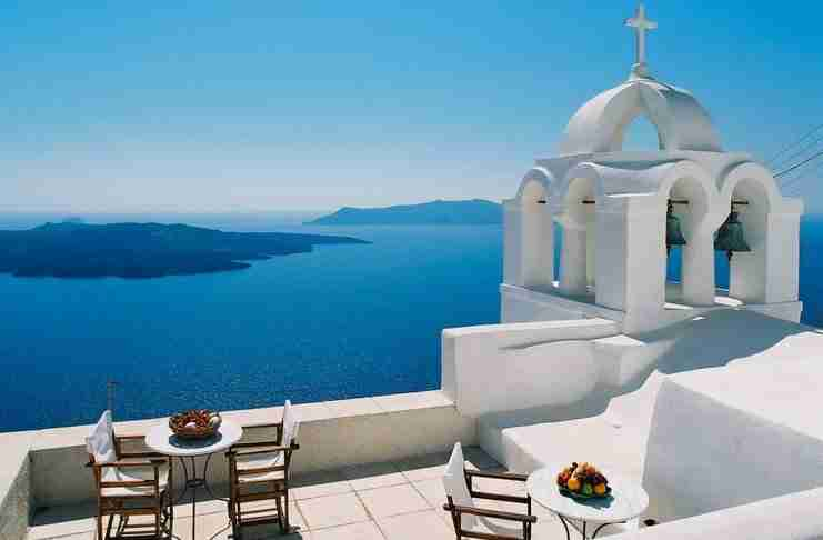 Η Ελλάδα είναι η ωραιότερη χώρα του κόσμου. Το επιβεβαιώνει το Condé Nast Traveler