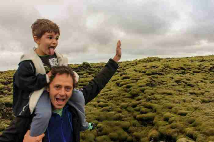 Θοδωρής Αναγνωστόπουλος: Ο περήφανος μπαμπάς που έχει γυρίσει τον κόσμο με τον γιο του