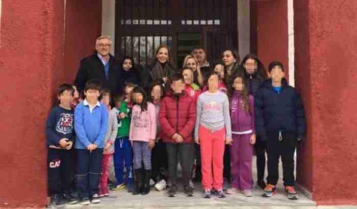 Ο Βέλγος φιλέλληνας που μαζεύει χρήματα για να ζεστάνει τα σχολεία της Β. Ελλάδας