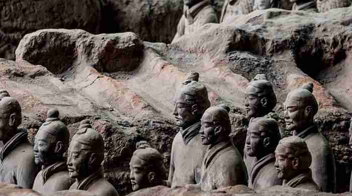 Αρχαιολόγοι ισχυρίζονται ότι ο διάσημος «Πήλινος Στρατός» στην Κίνα δημιούργημα Ελλήνων γλυπτών